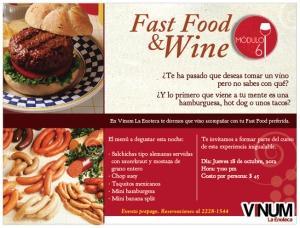 La Enoteca Fast Food