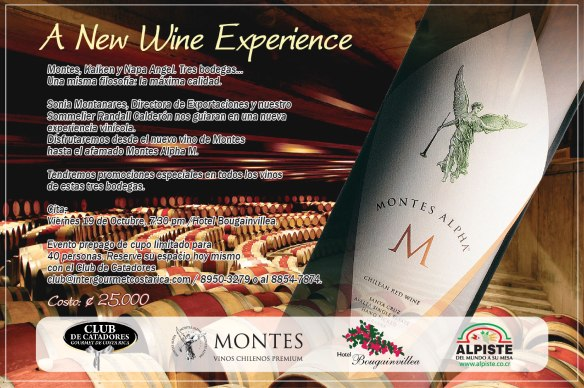 Montes Wine Dinner